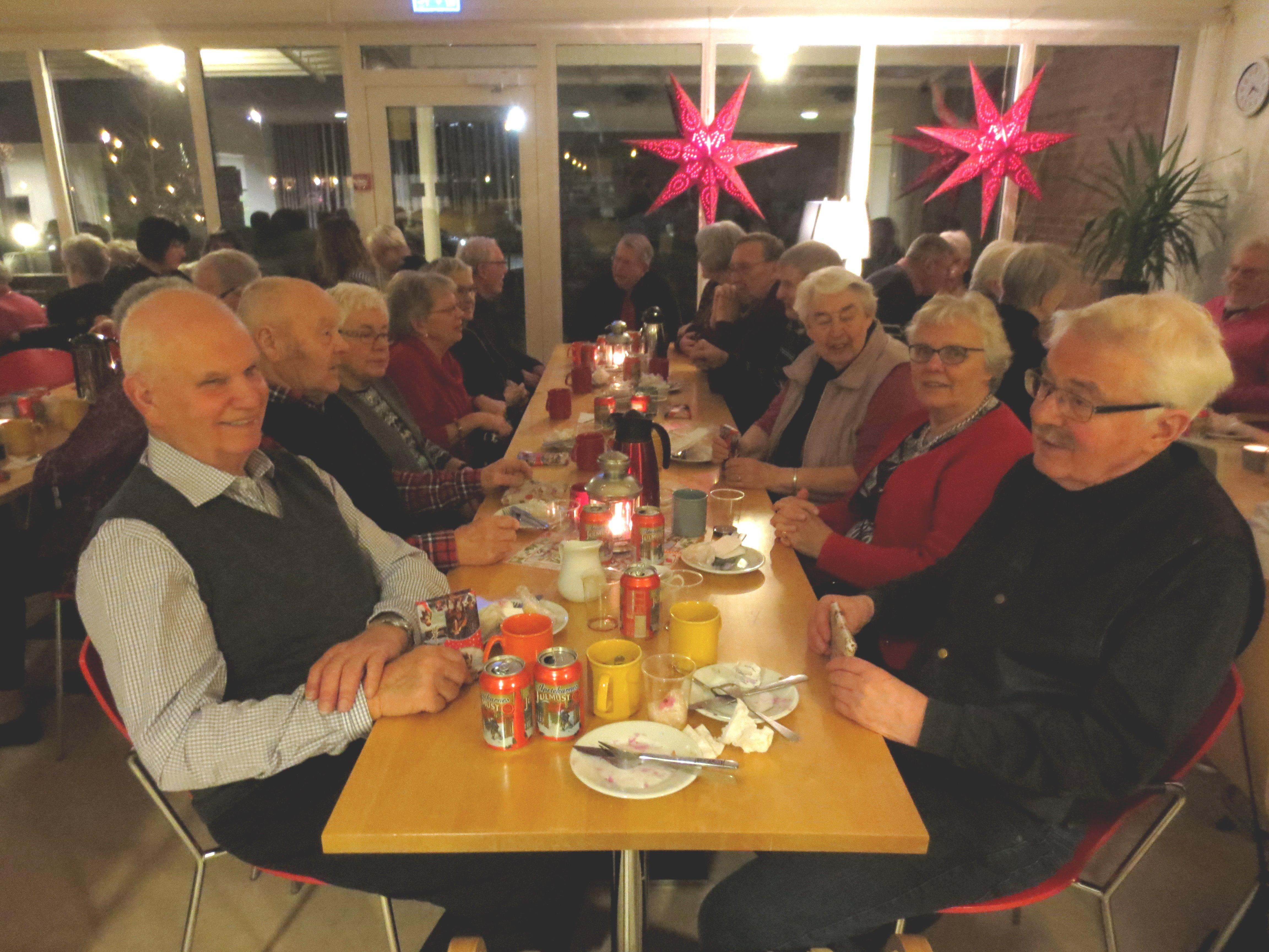 06525b299a06 Populär julfest för volontärer - Götene kommun
